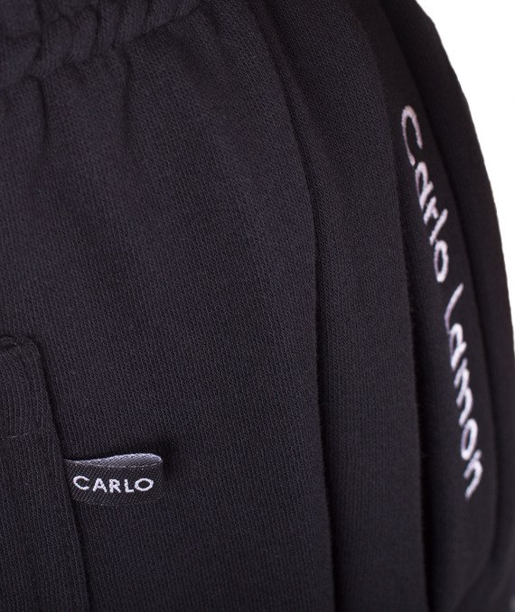 Original black men's sweatpants trousers Carlo Lamon