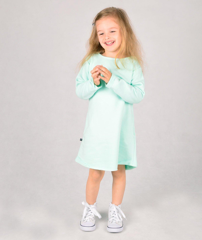 493ee33b11 ... Dresowa sukienka dziecięca Carlo Lamon Kliknij