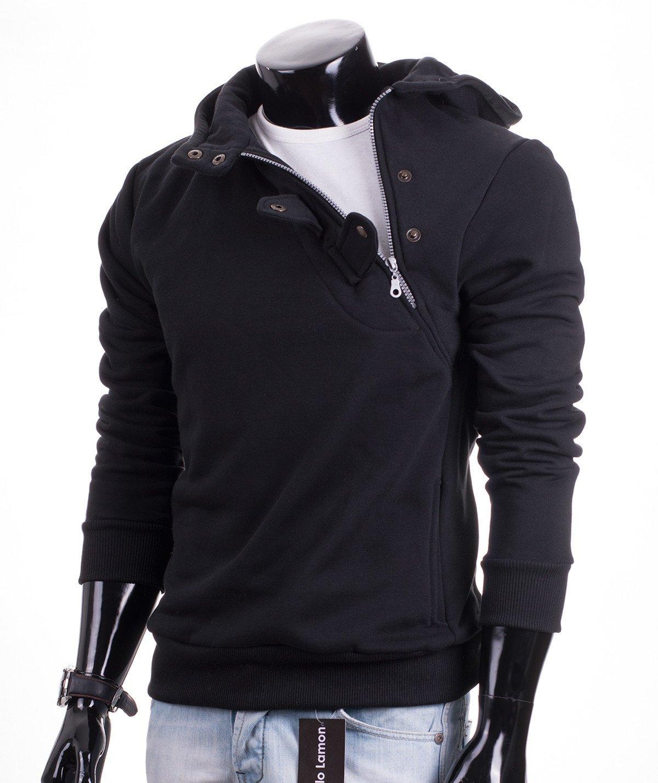 bluza męska z kapturem marki carlo lamon